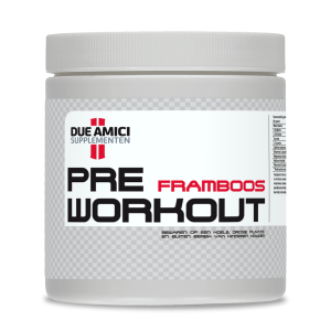 Pre Workout framboos